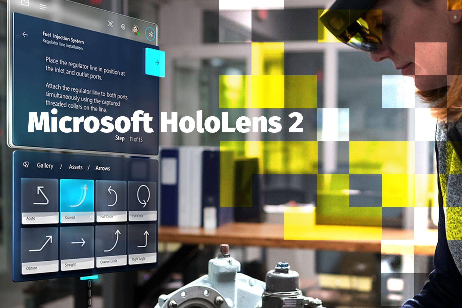 Microsoft HoloLens2