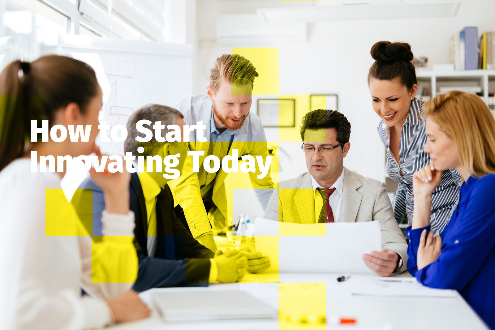 How to start innovating today