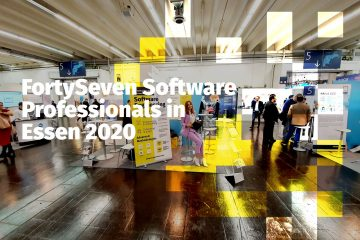 FortySeven Software Professionals in Essen 2020